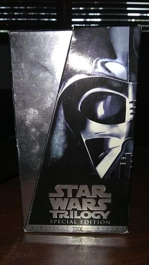1997 vhs special edition trilogy. for Sale in Clinton, MA