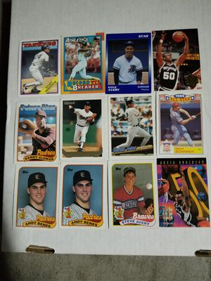 Baseball, Basketball Cards for Sale in Hayward, CA