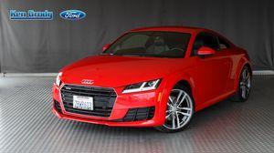 2016 Audi TT for Sale in Carlsbad, CA