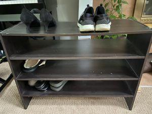 Shoe rack/shelves for Sale in Farmington Hills, MI