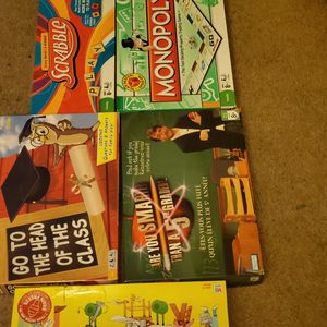 Board games lot for Sale in PA, US