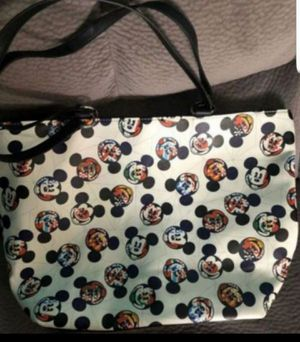 Epcot Showcase Mickey Mouse DISNEY tote purse for Sale in Phoenix, AZ