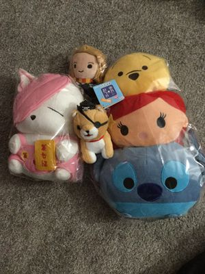 Plushies bundle for Sale in San Diego, CA