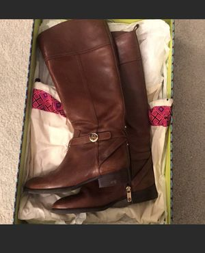 Tory Burch Sienna Riding Boots for Sale in Los Angeles, CA
