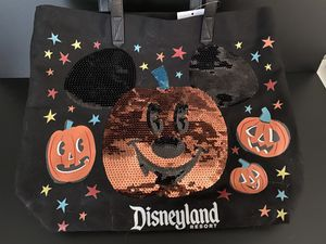Disneyland Resort Halloween Tote for Sale in Las Vegas, NV