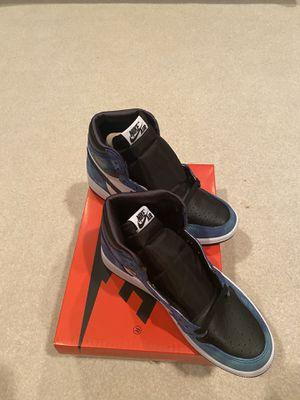 Jordan 1 Retro High Tie Dye 8.5 Women for Sale in Darien, IL