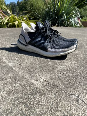 Adidas Ultra Boost 19 'OREO' Mens Size 9.5 Ultraboost 19 [ B37704 ] for Sale in West Linn, OR