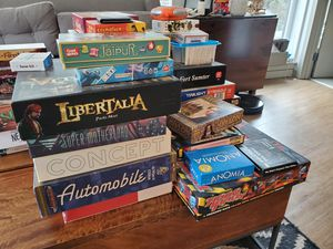 Board Games, Priced to Move for Sale in Seattle, WA