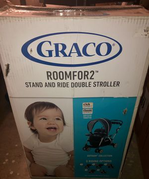 Brand new Graco stand & ride double stroller for Sale in Hendersonville, TN