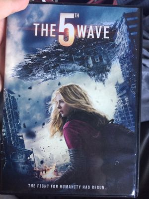 The 5th Wave Movie for Sale in Aberdeen, WA