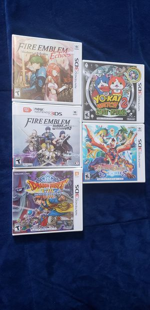 Nintendo 3DS for Sell or Trade for Sale in Los Angeles, CA