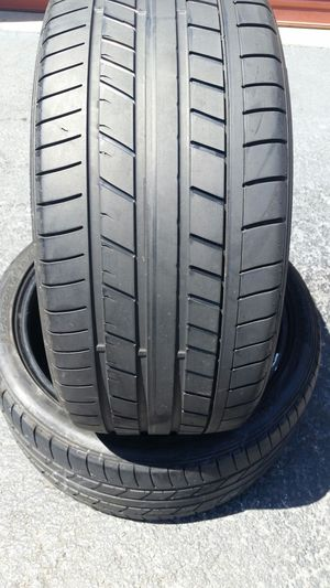 265/35/20 DUNLOP USED TIRES high quality tires for Sale in Tampa, FL