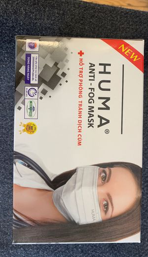 Disposable 4 layer face Mask for Sale in Bayboro, NC