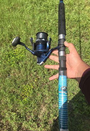 Fishing rod,tsunami shockwave pro for Sale in Los Fresnos, TX