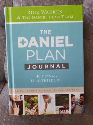 Daniel plan journal for Sale in Orange, CA