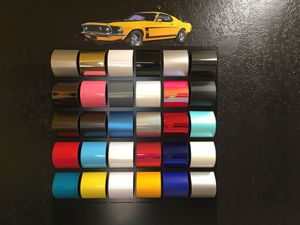 Vinyl wraping car film for sell for Sale in Bakersfield, CA