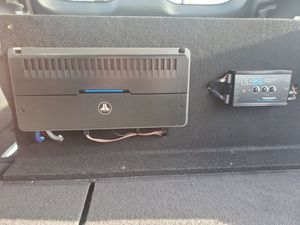 JL Audio RD 1000/1 Amplifier for Sale in Syracuse, IN
