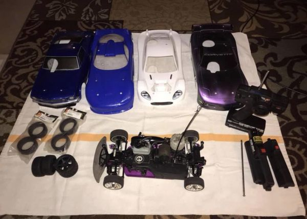 HPI NITRO READY RUNS PERFECT $100 OBO
