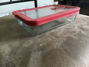 Pyrex glass box3cup for Sale in Fremont, CA