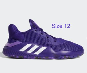 "adidas ProBounce Low ""Collegiate Purple"" Size 12 for Men EF0673 for Sale in La Puente, CA"