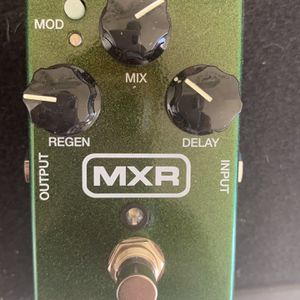 MXR carbon Copy Anolog Delay Pedal for Sale in Fontana, CA
