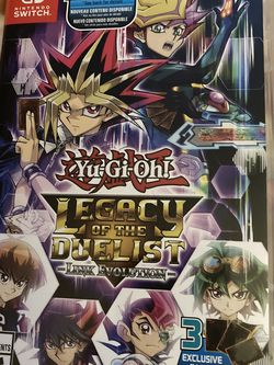 Yugioh Switch Game for Sale in Elma,  WA