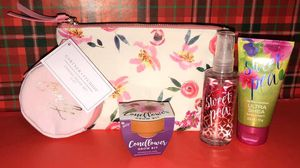 Sweet pea 4 piece gift set. for Sale in Westminster, CO