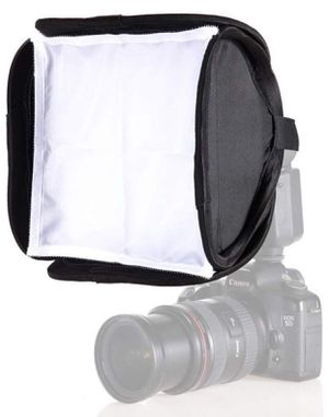 "Flash Diffuser 12""x12"" Speedlight Light Collapsible Softbox for Sale in Evesham Township, NJ"
