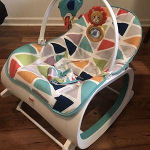 Vibrating Baby Chair for Sale in Suffolk, VA