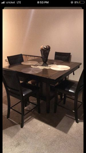 Dining room table set for Sale in Murfreesboro, TN