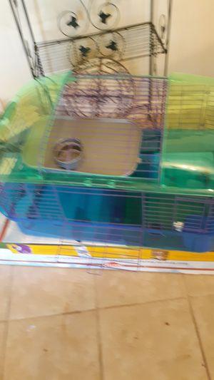 Critter home Rabbits Gerbils ferret etc for Sale in Alexandria, LA