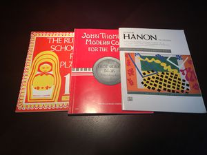 Beginner piano books for Sale in Wayland, MA