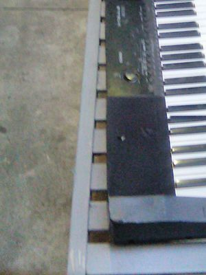CASIO cdp-220r piano/organ/sampler for Sale in Los Angeles, CA