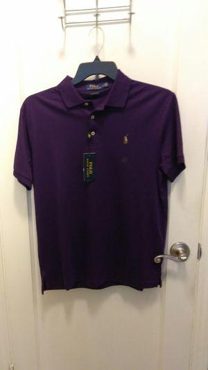 Men's POLO RALPH LAUREN LARGE. Custom slim fit !!!!!!! for Sale in San Leandro, CA