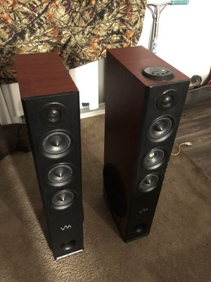 Standing Stereo System (w/remote/bluetooth) for Sale in Scottsdale, AZ