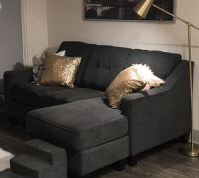 Grey Sectional For Sale for Sale in Dallas,  TX