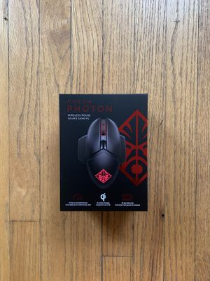 HP Omen Photon Wireless Mouse (MSRP $129.99) for Sale in Chicago, IL