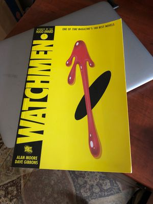 Watchmen Graphic novel for Sale in North Reading, MA
