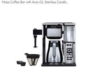 Ninja Coffee Bar Auto-iQ Programmable Coffee Maker for Sale in Kennewick, WA