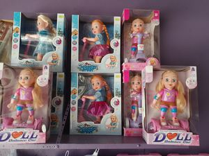 $20 each doll located in Palmdale California hoverboard dolls and scooter dolls for Sale in Palmdale, CA