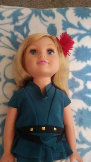 American girl doll with clothes for Sale in Las Vegas, NV