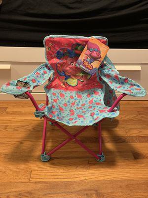 Trolls Poppy Chair for Sale in San Diego, CA