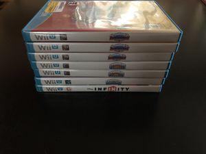 7 Wii U games for Sale in Oaklandon, IN