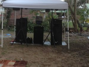 Dj equipment 6000 watts for Sale in Haines City, FL