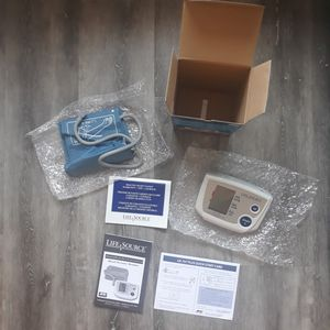 Life Source Advanced One Step Blood Pressure Monitor - BNIB - Health System for Sale in Longmont, CO