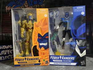 Power Rangers Lightning exclusives for Sale in Commerce, CA