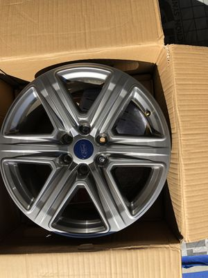 """2018 Ford F-150 FX4 set of 4 20"""" Rims for Sale in Spring, TX"""