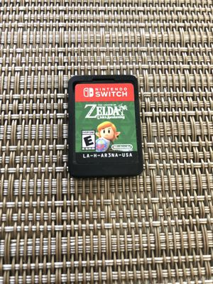 Nintendo switch video game. The Legend Of Zelda - Link's Awakening! Pick up only! for Sale in Fontana, CA
