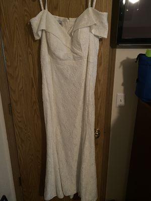 Size 18w Wedding Dress for Sale in Sumner, WA