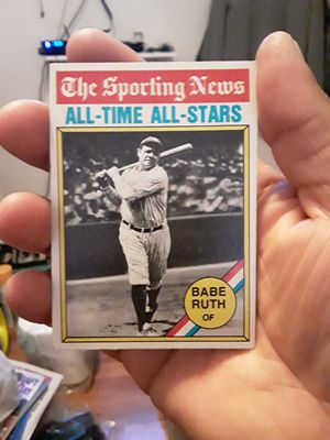 Babe ruth for Sale in San Jose, CA